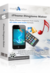 mediAvatar iPhone Ringtone Maker for Mac full screenshot