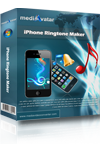 mediAvatar iPhone Ringtone Maker 2.0.10.1116