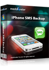 iPhone SMS Backup to back up iPhone SMS