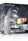 Click to view mediAvatar MKV Converter screenshots