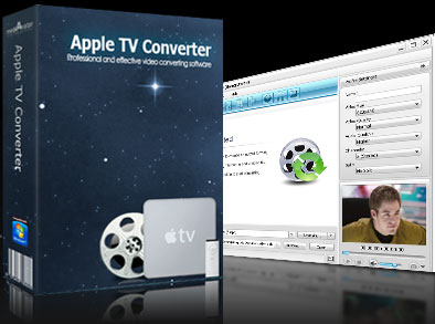 Click to view mediAvatar Apple TV Converter screenshots