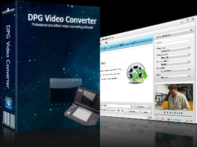Click to view mediAvatar DPG Converter screenshots