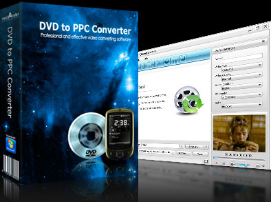 Click to view mediAvatar DVD to Pocket PC Converter screenshots