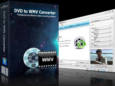 mediAvatar DVD to WMV Converter screenshot