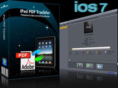 mediAvatar iPad PDF Transfer for Mac 3.0.4.1118 full