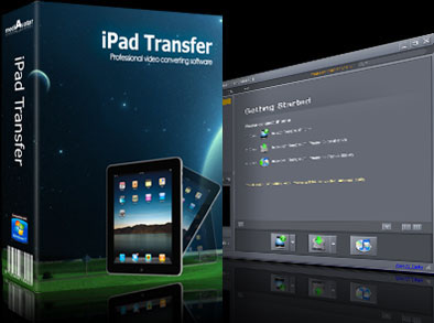 Click to view mediAvatar iPad Transfer screenshots