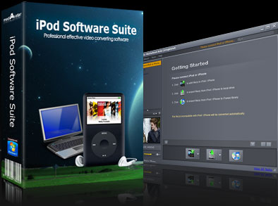Click to view mediAvatar iPod Software Suite screenshots