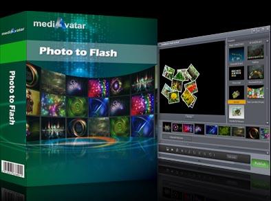mediAvatar Photo to Flash
