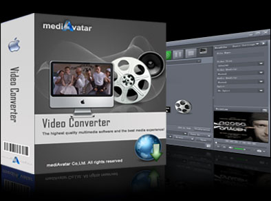 mediAvatar Video Converter for Mac full screenshot