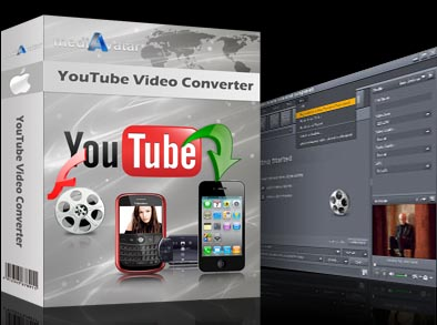 mediAvatar YouTube Video Converter Mac Screen shot