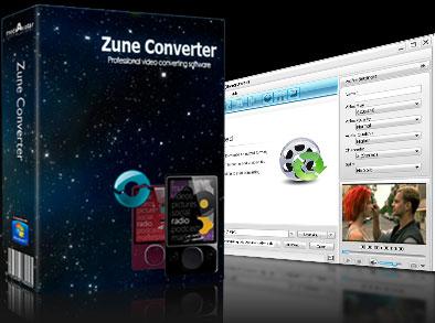 mediAvatar Zune Converter